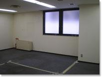 オフィスのリフォーム (原状回復)3:施工前の様子